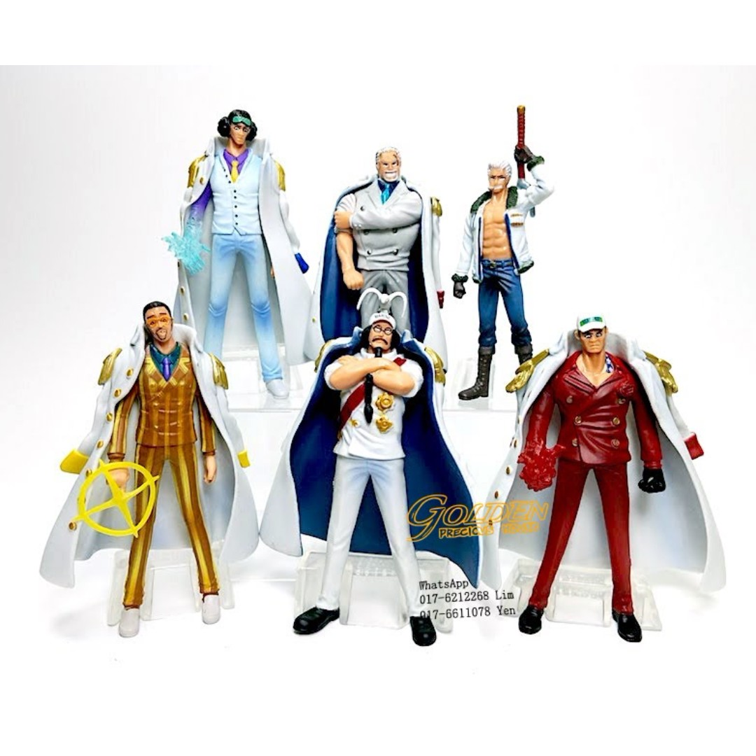 One Piece Action Figures - Action Figure Collections