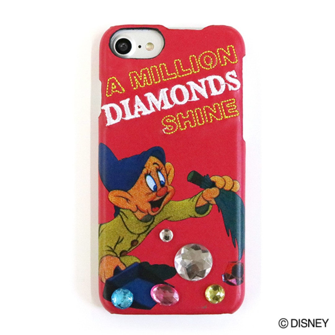 PO  Disney ACCOMMODE Snow White iPhone 6   6s   7   8 Case Red ... 3315901843a8b