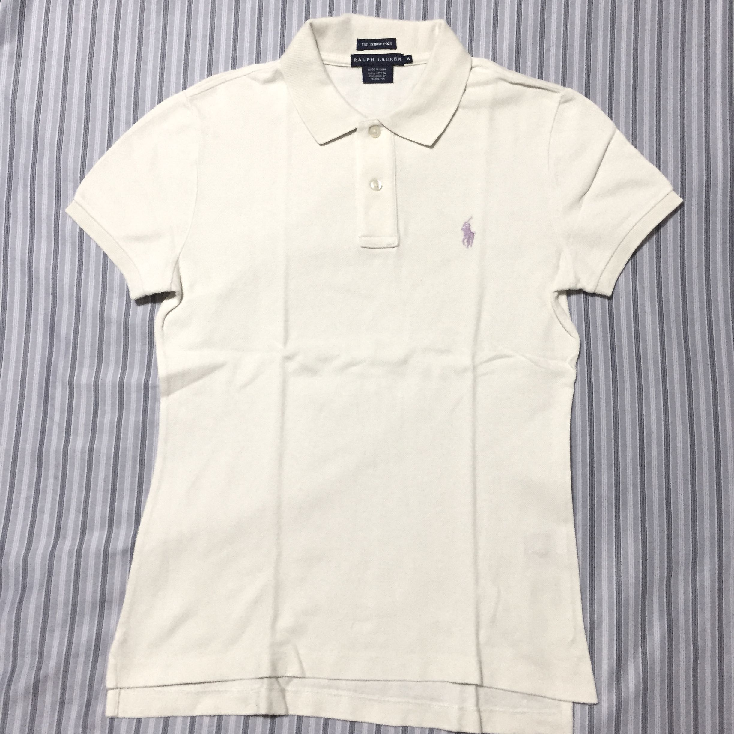 83951264 Ralph Lauren Polo Tee, Women's Fashion, Clothes, Tops on Carousell