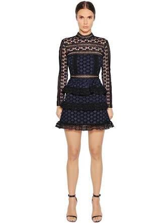 Self Portrait Star Dress