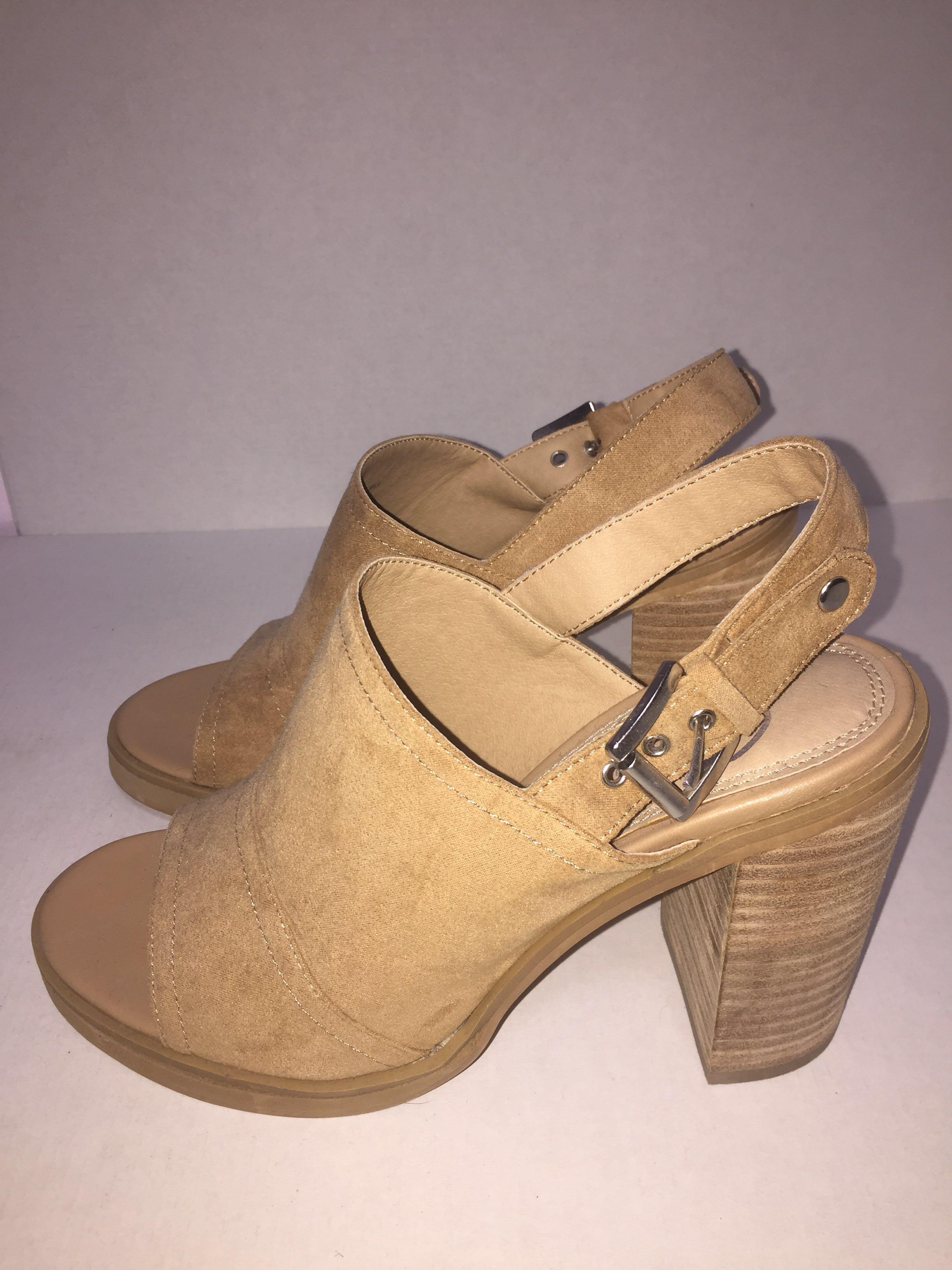 SPURR Block Heels