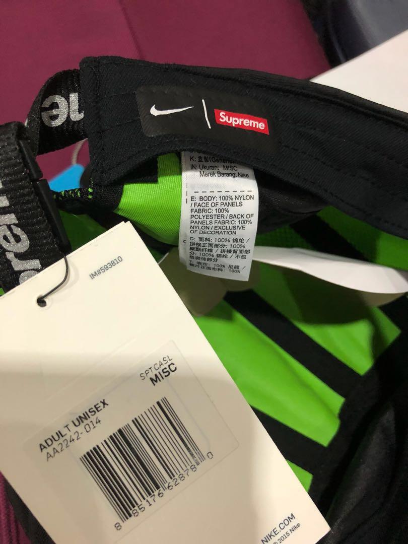 1eaf03a2fd0 Supreme x Nike Trail Running Hat