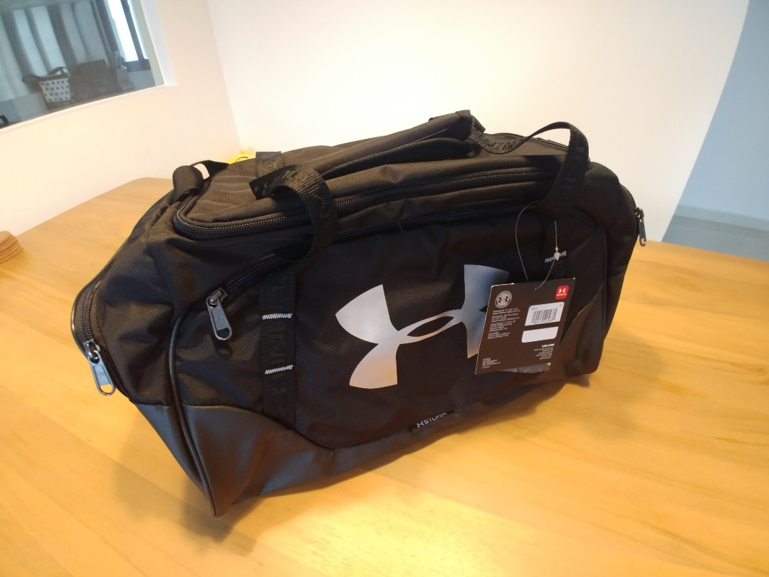 Under Armour Duffel Bag (Virgin Active edition) c5ba2a386c22e