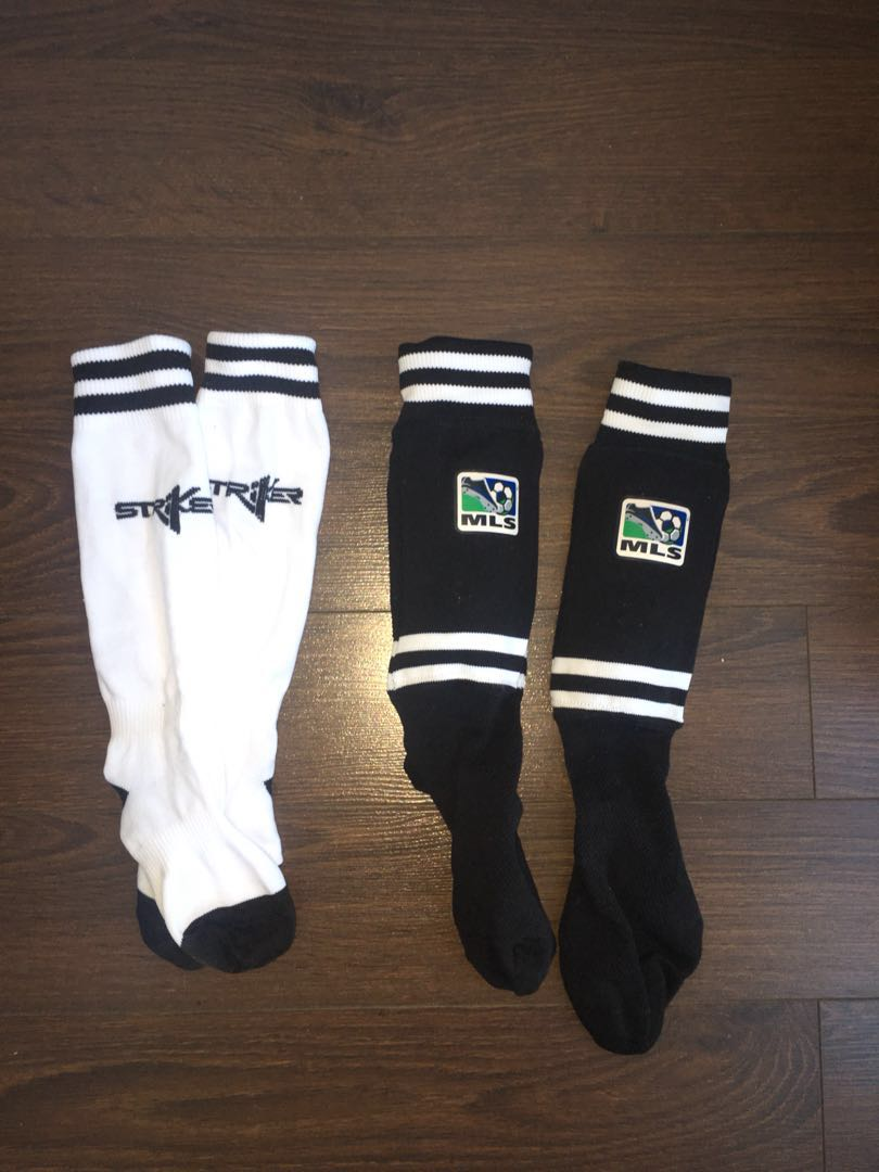 Youth Soccer shields and socks