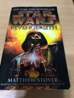 Star Wars Revenge of the Sith (book)
