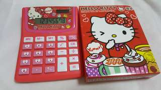 Hello Kitty 8 Digit Calculator