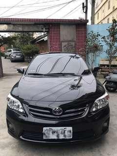 豐田 Toyota Altis 流當車 權利車