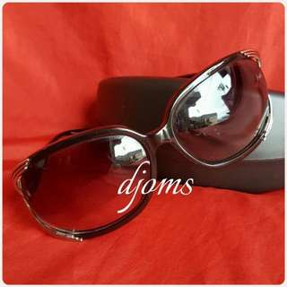 ✔DIOR SYDNEY F BROWN SHADES SUNGLASSES EYEWEAR
