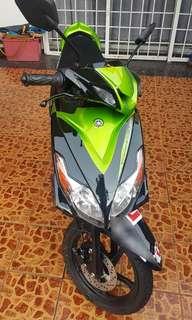2013 Yamaha EGO LC 125