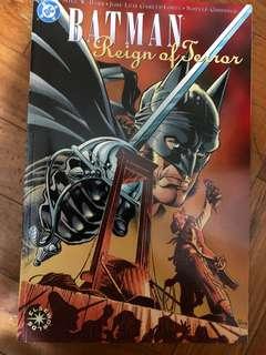 Batman reign of terror 1999