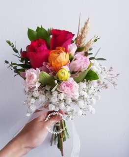 Customize Bridal Bouquet