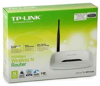 TP-Link TL-WR740N 150mbs