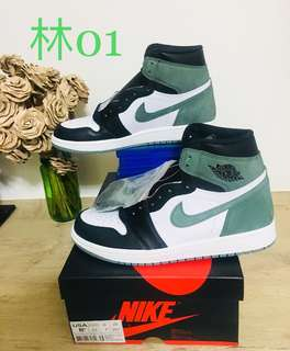 AJ1 RETRO HIGH OG  CLAY GREEN