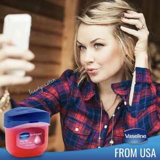 AUTHENTIC VASELINE LIP THERAPY (Rosy Lips) MINI - 7g