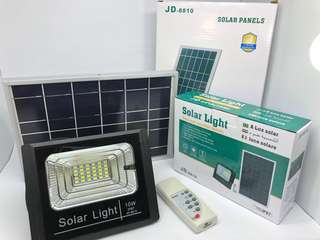 10w Solar Led Lamp with remote control