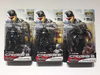 Crysis 2 figures [set A] - Unimax Toys