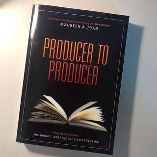 Producer to Producer book by Maureen A. Ryan