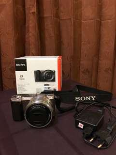 CAMERA MIRRORLESS SONY a5100