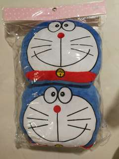 Doraemon headrest