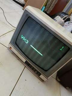 Antique tv over 30 years