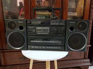 Antique Panasonic Mini Combo year 1994
