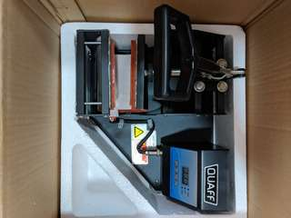 Quaff Digital Mug Press