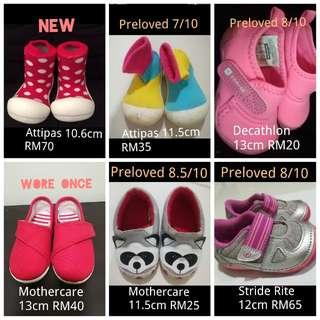 Baby Toddler Girl Shoe