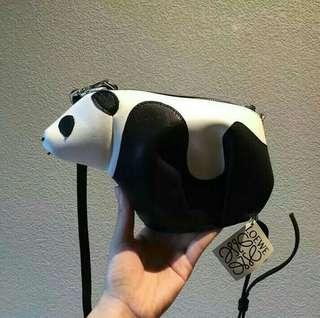 Loewe panda bag