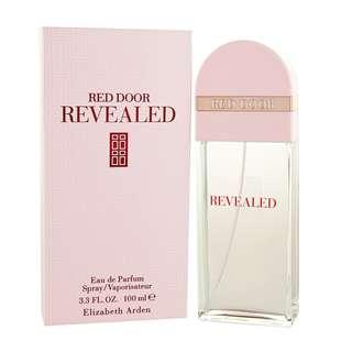 Parfum Original Eizabeth Arden Red Door Revealed