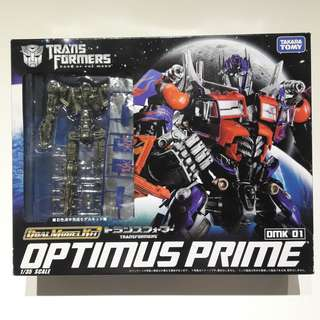 Takara DMK-01 Optimus Prime (Transformers)