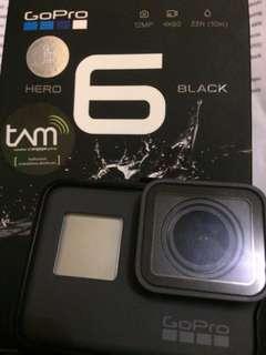 GoPro Hero 6 Black TURUN HARGA