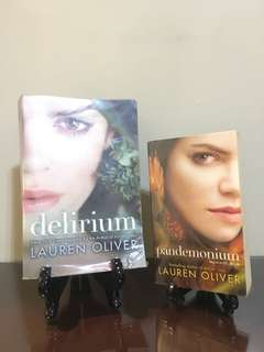 Delirium and Pandemonium by Lauren Oliver