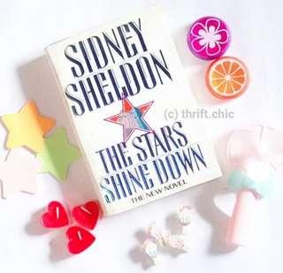 Sidney Sheldon The Stars Shine Down Hard Bound