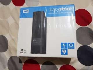 Western Digital External HDD 4TB