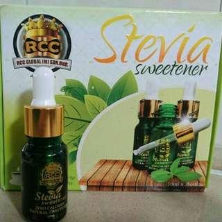 RCC Stevia sweetener