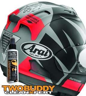 TwoBuddy CleanXpert Helmet/Visor Cleaner
