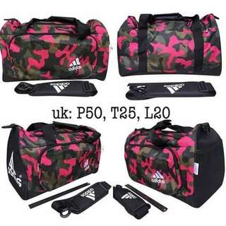 Tas Travel Army Adidas