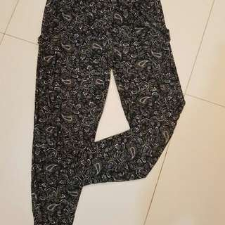 BN - Sweet Nice Flora Alibaba Pant With 2 Pocket