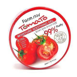 FARMSTAY TOMATO SOOTHING GEL