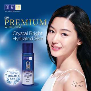 HADA LABO SHIROJYUN PREMIUM WHITENING LOTION - 170ml