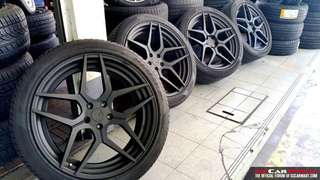 "21"" BC wheels (4 PCS)"