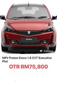 Proton Exora 1.6 CVT Executive Plus
