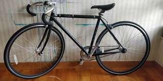 Fuji feather fix gear bike