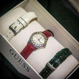 Authentic Ladies GUESS Mini Sparkle Watch