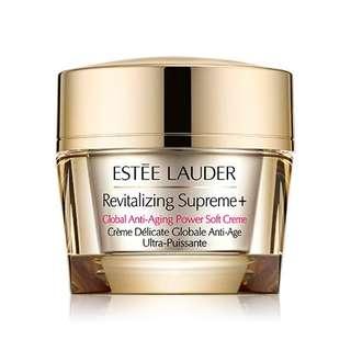 Estee Lauder Revitalizing Supreme + Global Anti-aging Power Soft Creme 75ml