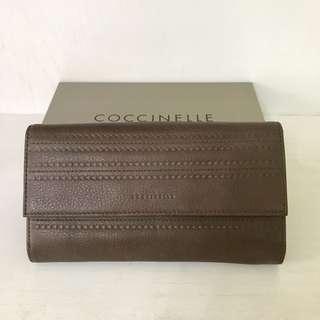 Coccinelle 意大利銀包