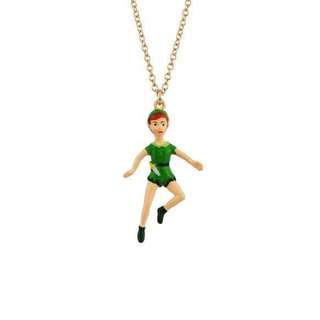 N2 Peter Pan Necklace 小飛俠頸鏈