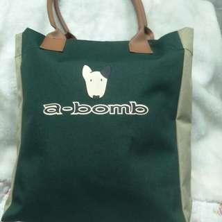 🚚 帆布手提袋(B5)