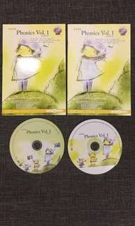 Phonics Learning VCD for kids