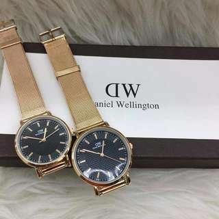 Dw Black Watch Couple